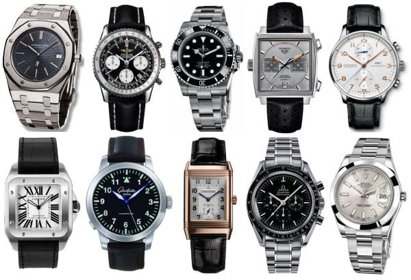 Puede vender su reloj Rolex, Cartier, Tag Heuer, Hublot, Omega en Vinarós, Castellón.