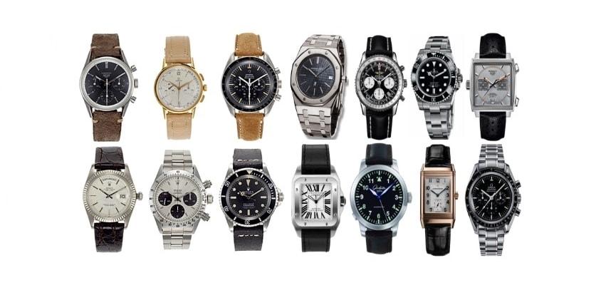 Compra-venta de relojes de lujo en Sant Carles de la rápita, Rolex, Omega, Cartier, Hublot, Tag Heuer y Breitling