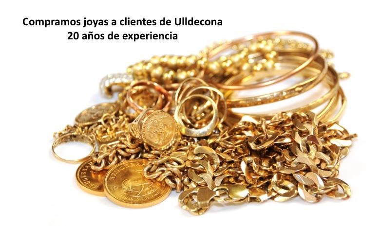 Compra venta de oro en Ulldecona